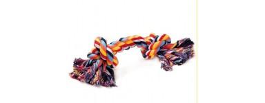 Szarpaki i sznury dla psa